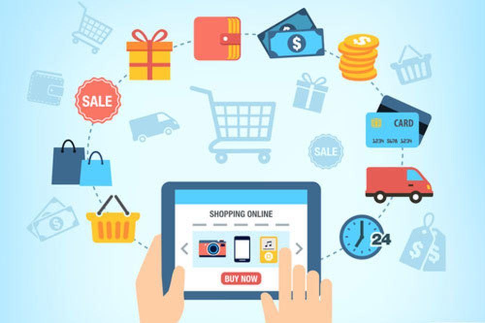 Image result for kinh doanh online