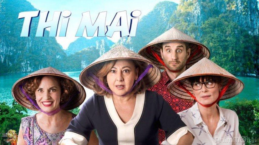 Bộ phim kể về hành trình hài hước của 3 phụ nữ Tây Ban Nha tại Việt Nam.