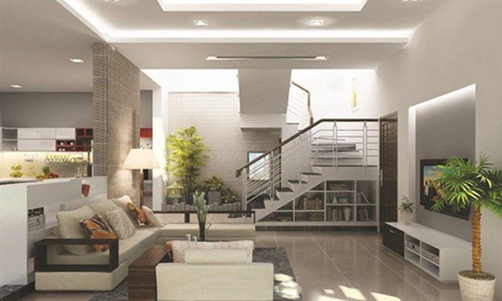 Kết quả hình ảnh cho Chia sẻ vài mẹo cực hay để trang trí phòng khách nhà nhỏ đẹp như biệt thự 5 sao