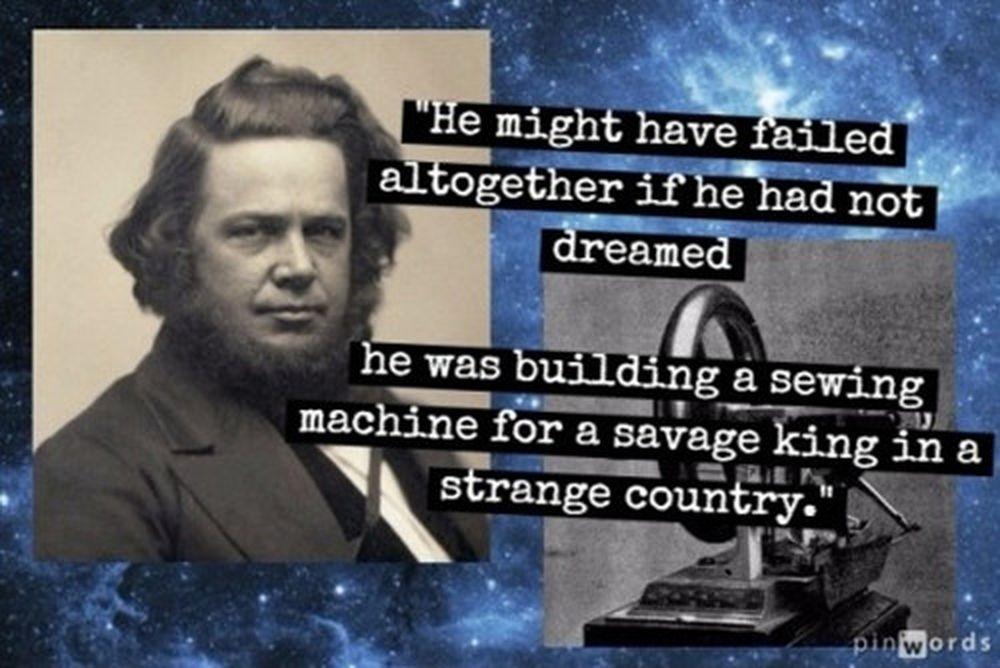 6 phát minh vĩ đại ra đời từ giấc mơ