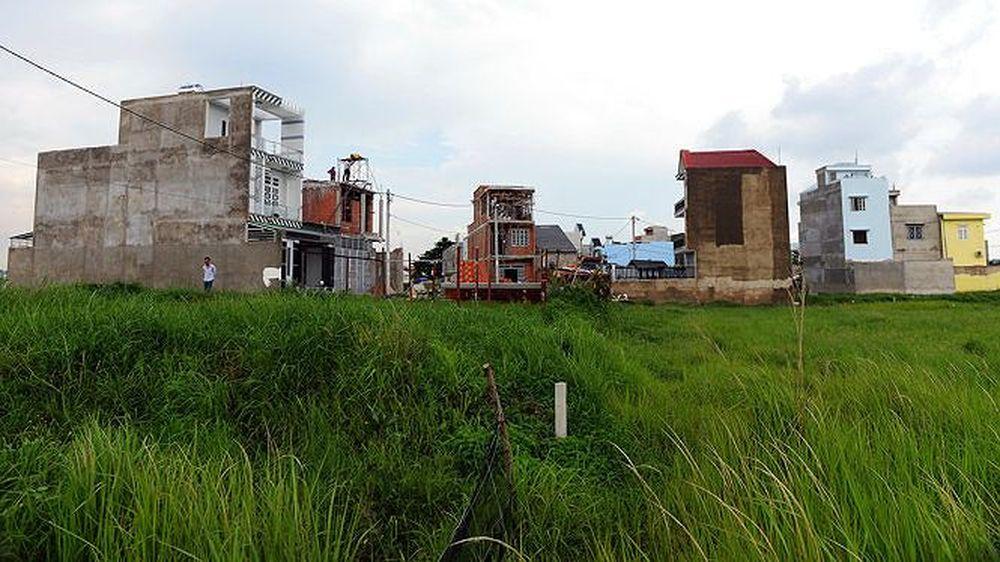 chuyển đổi mục đích sử dụng đất ở huyện hóc môn