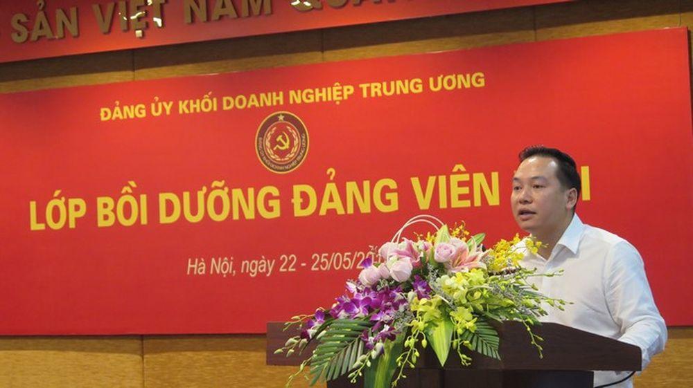 Kết quả hình ảnh cho Hồ Xuân Trường Chánh Văn phòng Đảng ủy Khối