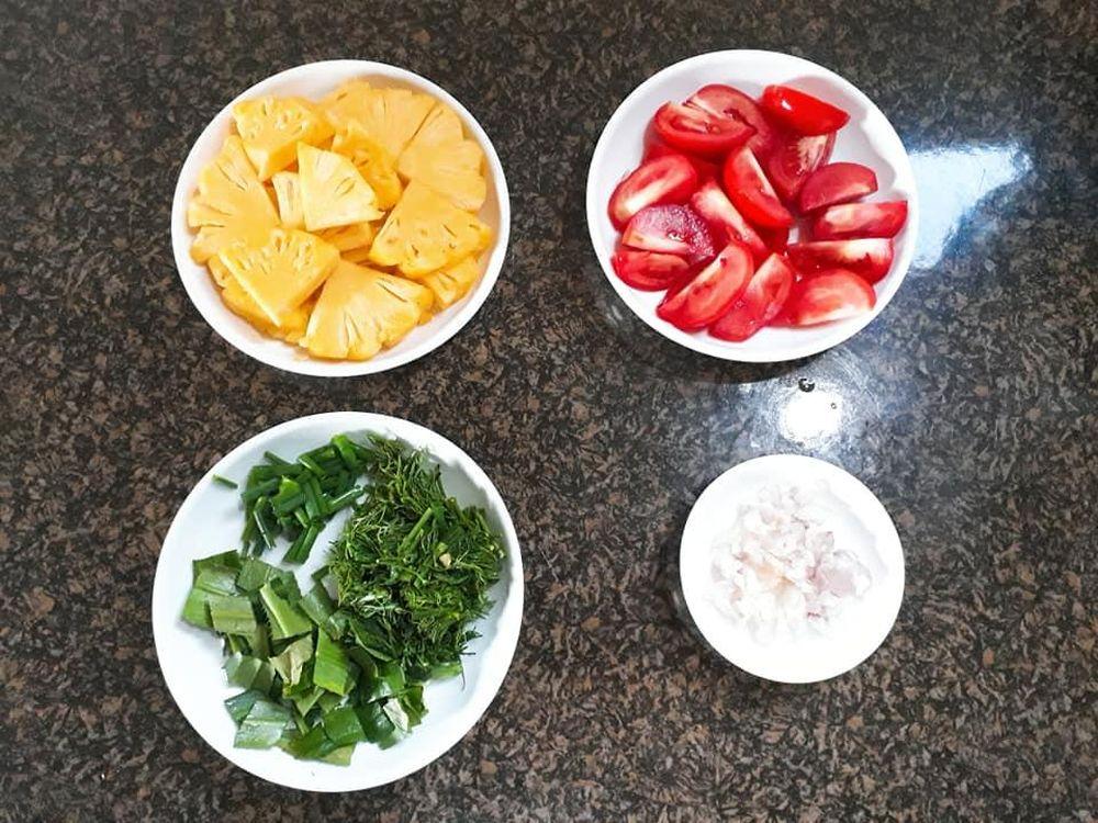 cách nấu canh chua thịt băm (01)