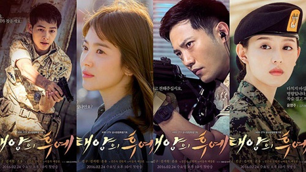 Netizen Hàn hết lòng khen dàn diễn viên 'Hậu duệ mặt trời' phiên ...