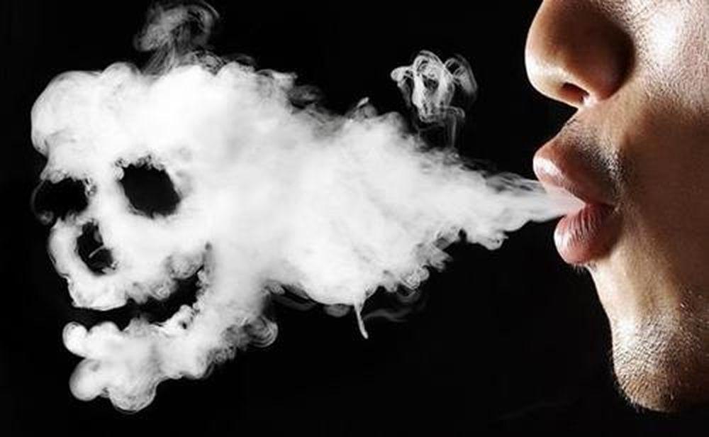 Kết quả hình ảnh cho Hút thuốc