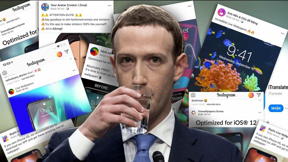 Ứng dụng dỏm giá cắt cổ nở rộ Facebook, Instagram tại VN - Báo Tri