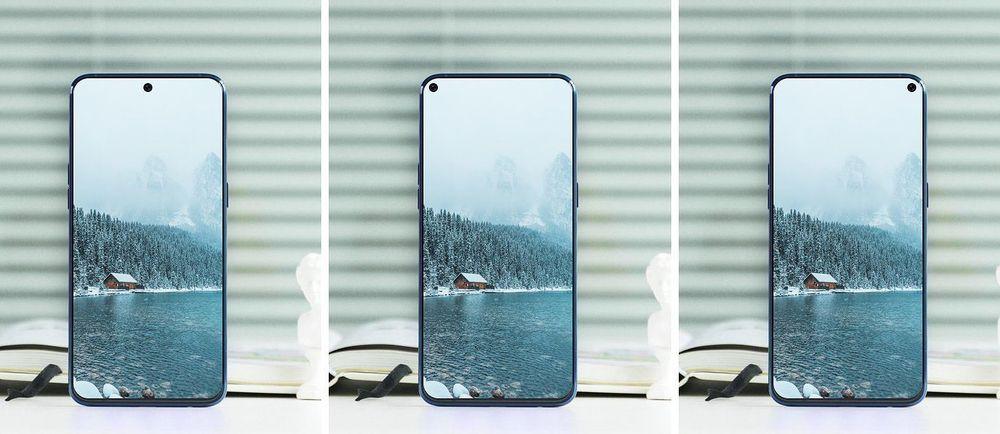 Samsung Không Chia Sẻ Nhiều Thông Tin Về Chiếc Smartphone Này Ngoại Trừ Cái  Tên A8s Và Hình Ảnh Mô Tả Một Chiếc Bị Có Màn Hình Chiếm Phần Lớn Diện Tích  ...
