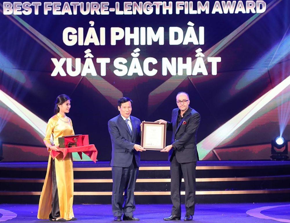 Giải Thưởng của Liên Hoan Phim Quốc Tế Việt Nam lần thứ I