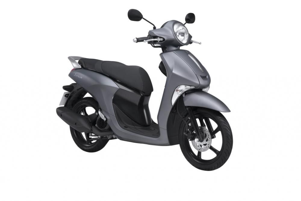 Yamaha Janus 2018 Giá Từ 279 Triệu đấu Honda Vision Báo