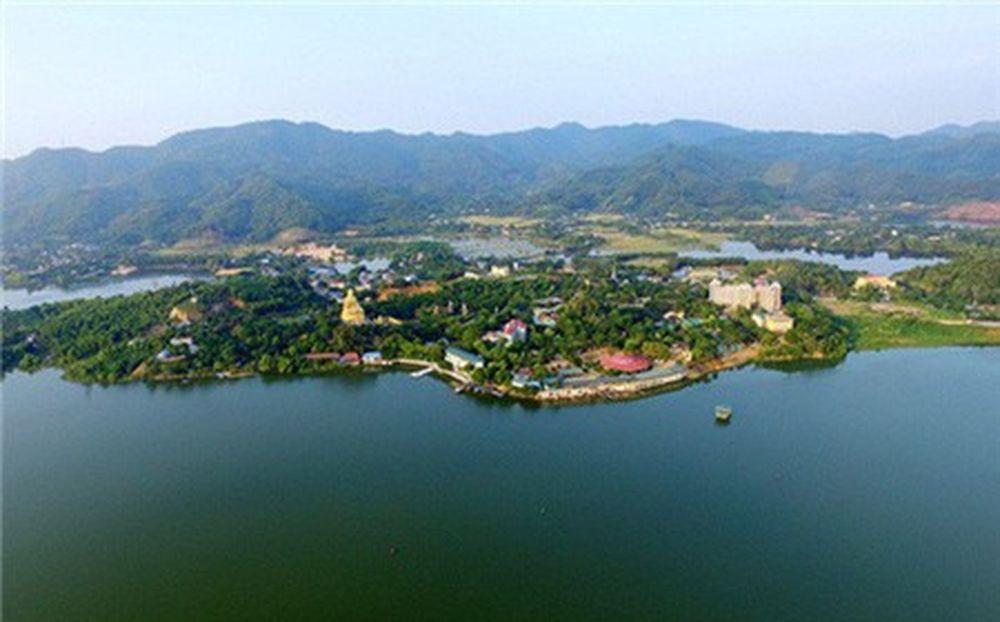 Kết quả hình ảnh cho hồ núi cốc