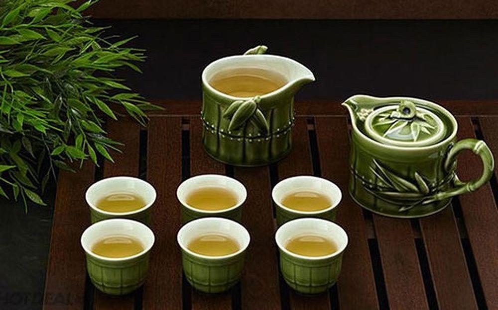 Uống trà buổi sáng có nhiều lợi ích đặc biệt