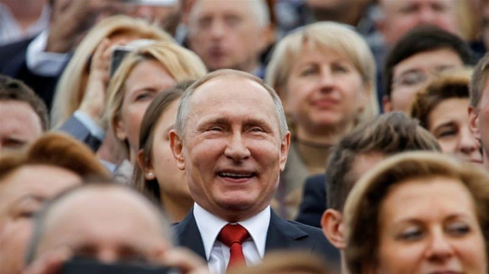 Bất Chấp Hình Ảnh Ông Putin Bị 'Bôi Xấu', Công Chúng Thế Giới Tin Nga 'Quan  Trọng' Hơn Mỹ