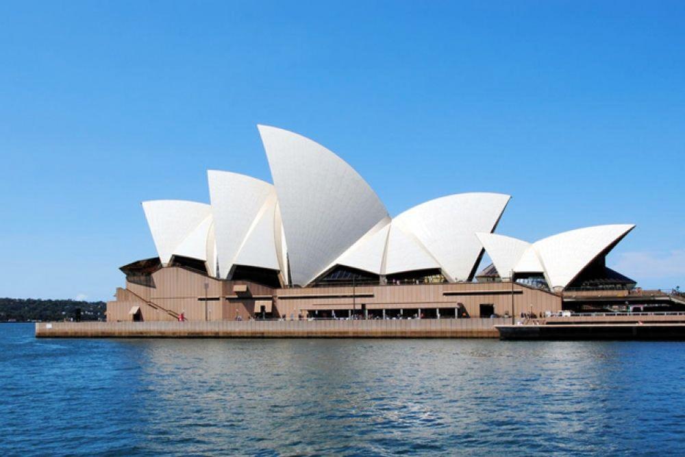 Kết quả hình ảnh cho Nhà hát Opera Sydney
