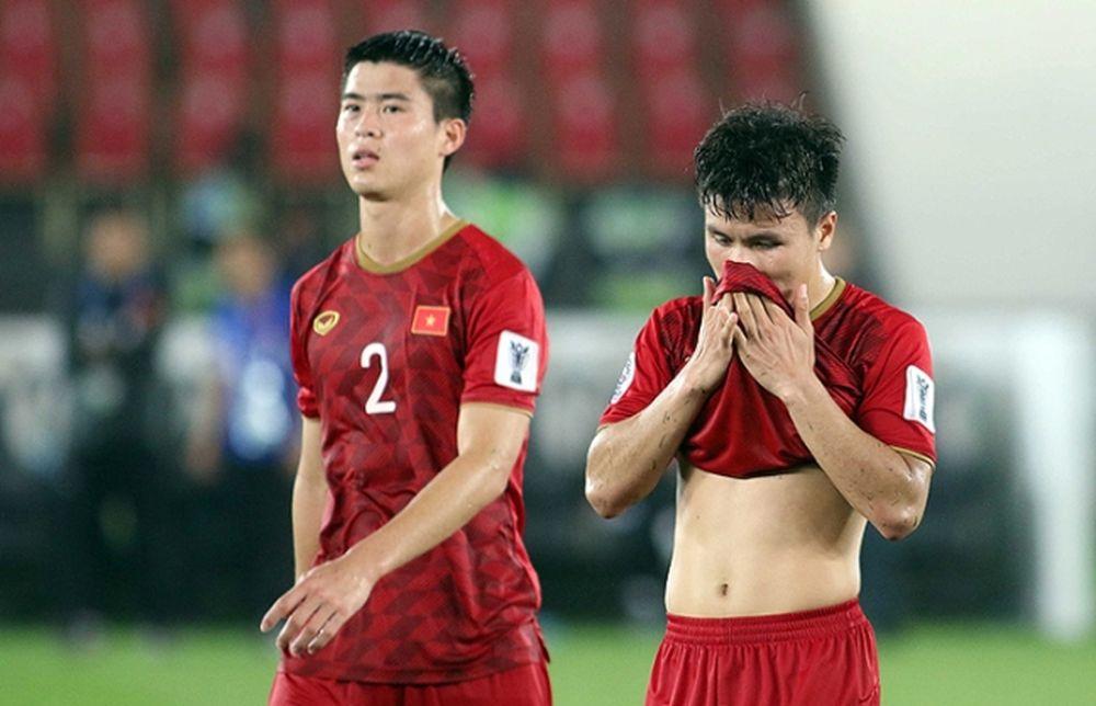 Đội tuyển Việt Nam nhận tin dữ trước thềm Kings Cup 2019