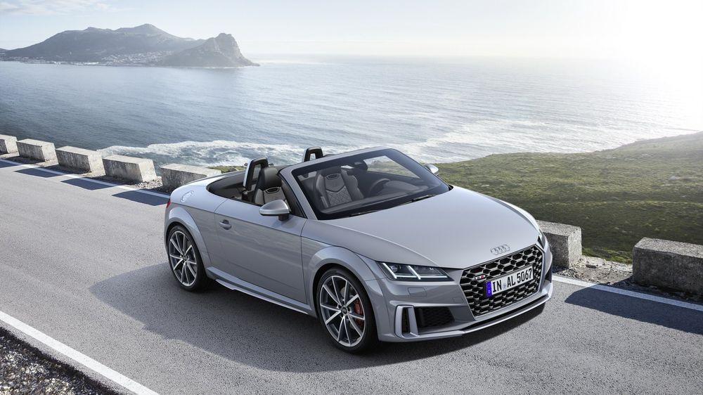 Audi Tts 2019 Co Them Phien Bản đặc Biệt Competition Bao Tri Thức