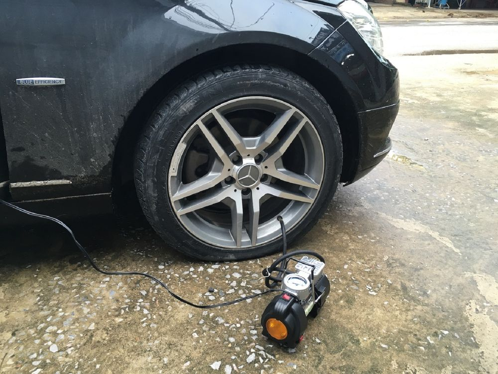 Lốp xe trước thường bị mòn nhanh hơn