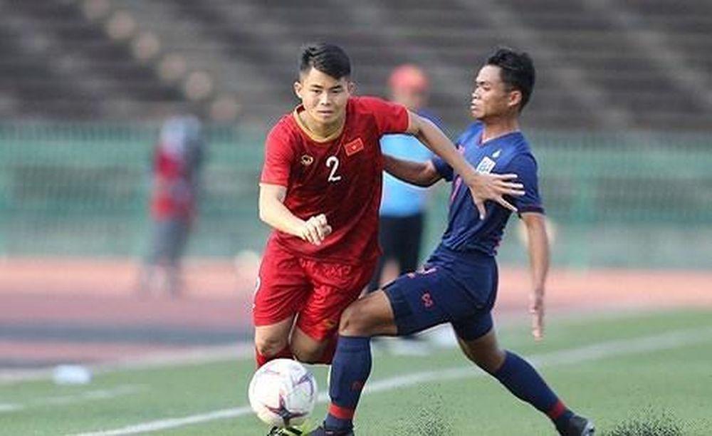 8b9a9bc253cfe Kết quả hòa không bàn thắng nằm trong toan tính của cả U22 Việt Nam vàThái  Lan