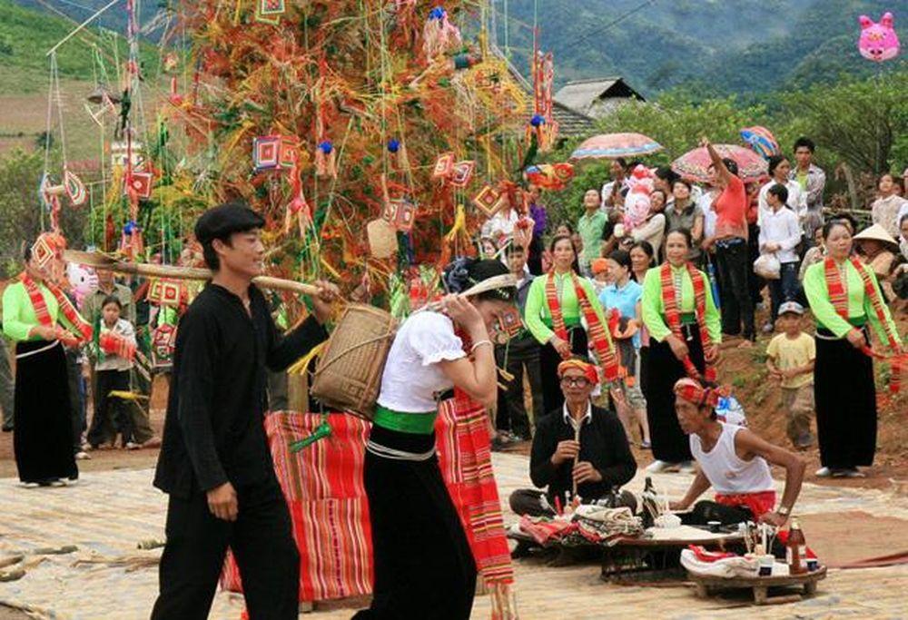 Nhiều hoạt động văn hóa đặc sắc tại Lễ hội Hết Chá Mộc Châu 2019 ...