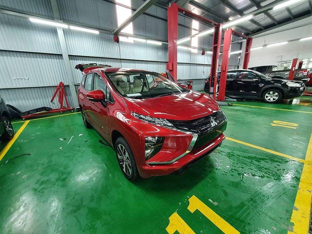 Mitsubishi Xpander MT 2019 giá rẻ, xe đẹp, có nên mua để