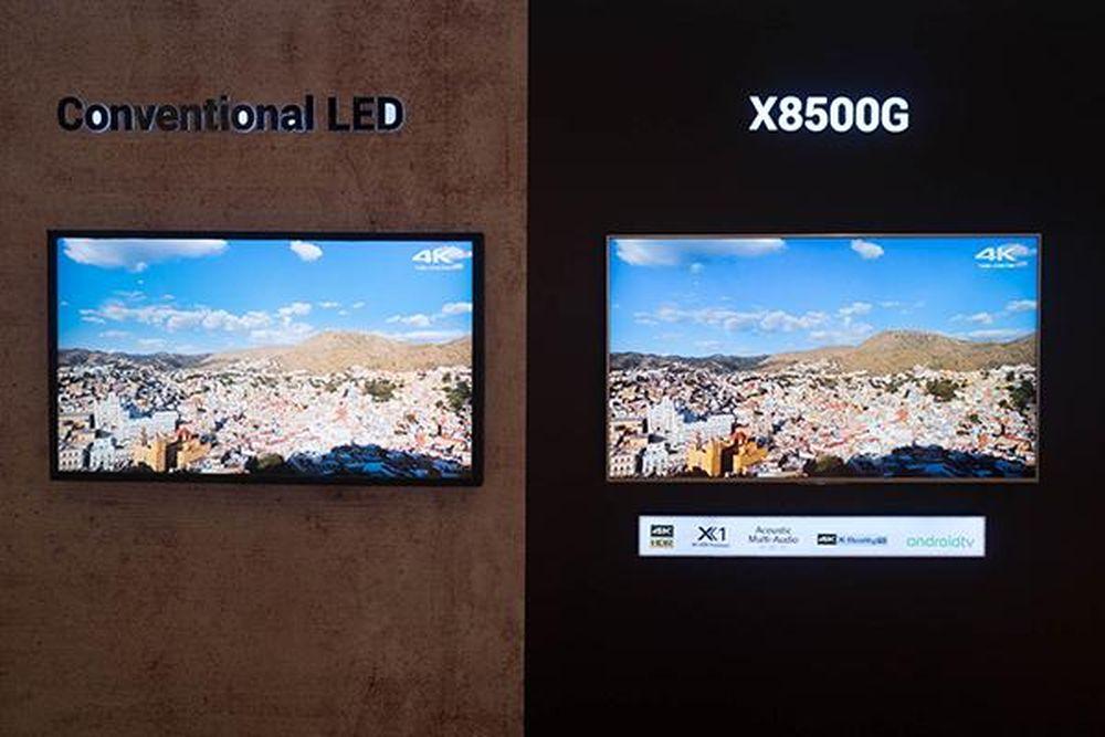Sony ra mắt dòng TV 2K, 4K và TV OLED mới cho năm 2019 - Báo