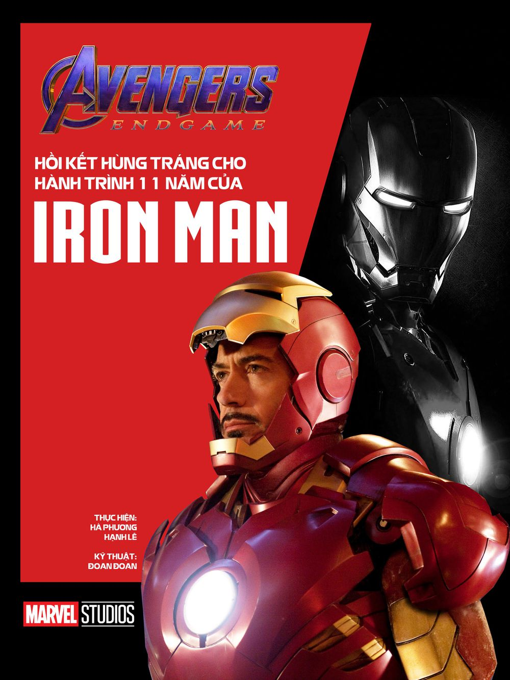 ... là quãng thời gian đủ dài để rất nhiều khán giả trưởng thành cùng các siêu anh hùng của vũ trụ điện ảnh Marvel. 3 tiếng 58 giây của \u201cAvengers: Endgame\u201d ...