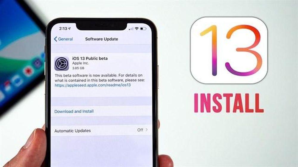 iOS 13 và iPadOS beta trình làng - Báo Kinh Tế Đô Thị