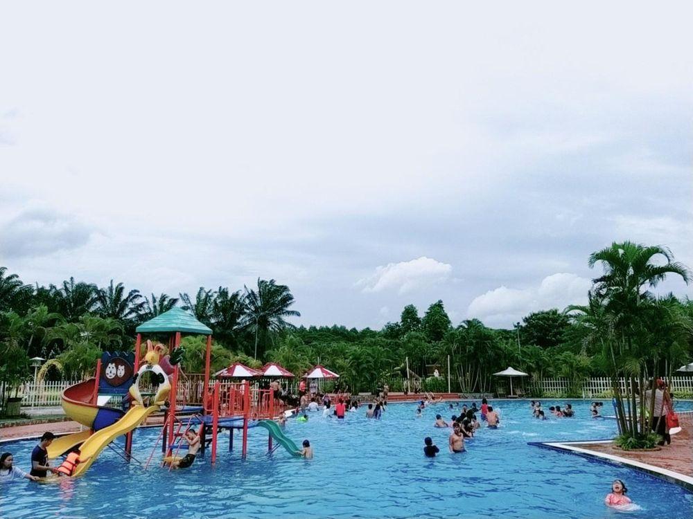 Khoảng 126 ngàn lượt khách đến các khu du lịch - Đồng Nai