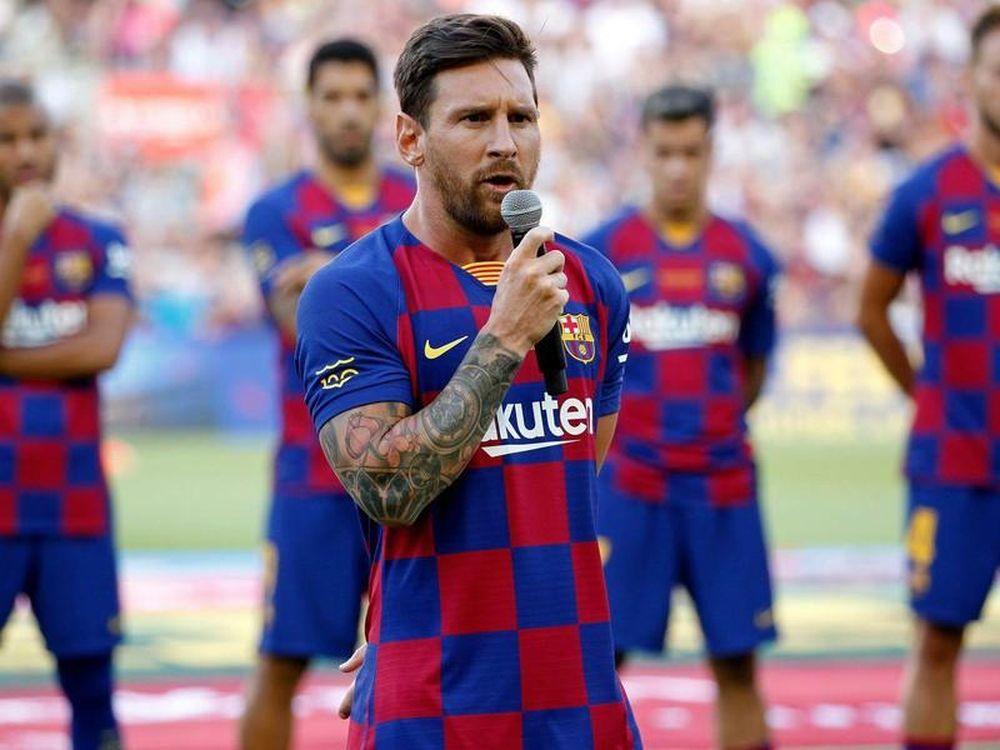 Ngày Messi rời Barca đang đến gần