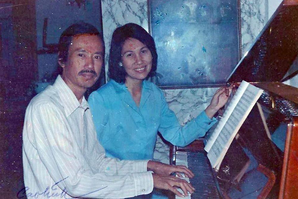 Thái Thanh - còn đó giọng hát tượng đà i - Báo Tiền Phong
