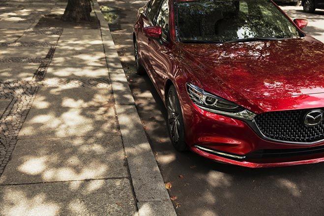 Mazda 6 2018 chính thức công bố giá bán từ 480 triệu đồng