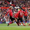Manchester United vừa đánh rơi hai điểm trên sân nhà trước đội bóng mới lên hạng là Wolverhampton Wanderers.