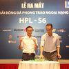Thành Lương, Văn Quyết tham gia Giải bóng đá phong trào lớn nhất Việt Nam