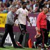 Sau trận thua trước CLB Derby County tại Cúp Liên đoàn Anh, HLV Mourinho lập tức trút mọi sự bức xúc lên Pogba.