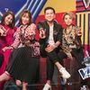 Đồng loạt diện hàng hiệu, dàn HLV Giọng hát Việt nhí 2018 'chất ngời ngời' như dự tuần lễ thời trang