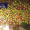 Sốc vì bức tường thú tội ở Hà Nội: Yêu cô giáo cấp 3; cắm sừng bạn trai 3 lần