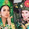 Tiểu Vy khiến fan bấn loạn trong trang phục hầu đồng nhưng đẹp xuất sắc là Bảo Thanh rồi đến…