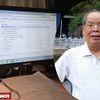 PGS Bùi Hiền công bố đã có phần mềm chuyển đổi 'tiếw Việt'
