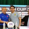 Malaysia đấu Việt Nam: HLV Park không sợ 'dọa', chỉ ngại trò bẩn!