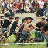 Lễ hội cướp phết Hiền Quan 2019 'vỡ trận' vì hỗn loạn