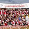 Rạng sáng nay, Ajax đã chính thức giành chức vô địch quốc gia Hà Lan sau 5 năm chờ đợi, qua đó hoàn tất cú đúp danh hiệu quốc nội ở mùa giải 2018-2019.