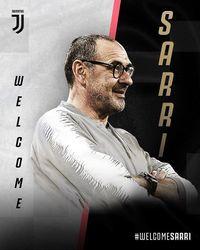 Sarri trở thành HLV Juventus: Sự khắc nghiệt của Ngoại hạng Anh