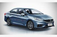 Honda City 2020 sẽ có thiết kế giống 'đàn anh' Accord?
