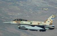 Israel gây nhiễu phòng không Syria khi tên lửa hành trình bị bắn rơi liên tiếp