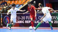 Cuộc rượt đuổi bất thành của U-20 Việt Nam trước Indonesia