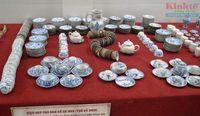 Khám phá cổ vật từ các con tàu đắm cổ trên vùng biển Việt Nam
