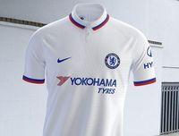 Chelsea ra mắt áo đấu sân khách điệu đà và bắt mắt