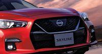 Sedan hạng sang Nissan Skyline 2019 ra mắt, có công nghệ tự lái