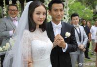 Dương Mịch và Lưu Khải Uy chưa phân chia tài sản hậu ly hôn