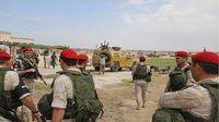 Nga vội vã rút lực lượng quân cảnh khỏi Syria sau vụ đánh bom xe