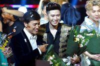Văn Mai Hương, Erik diễn sung cùng đàn em ở chung kết Giọng hát Việt